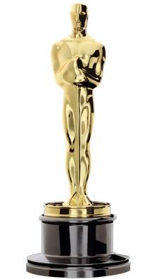 """""""Oscar""""-Statue. (c) A.M.P.A.S."""